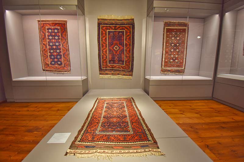 Central Asian Nomadic Art Collection | Museum of Asian Art Corfu