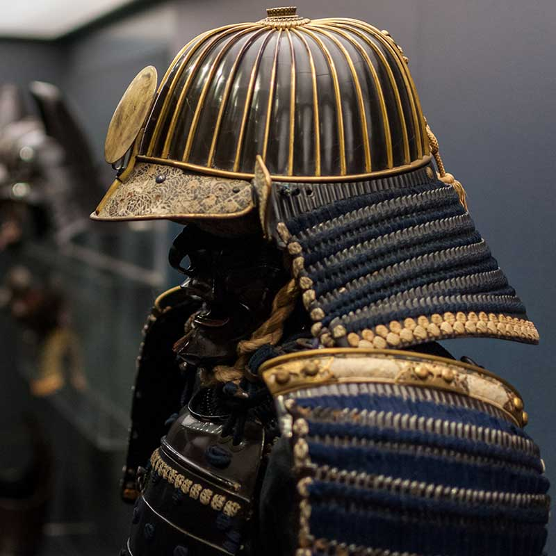 Samurai | Museum of Asian Art Corfu
