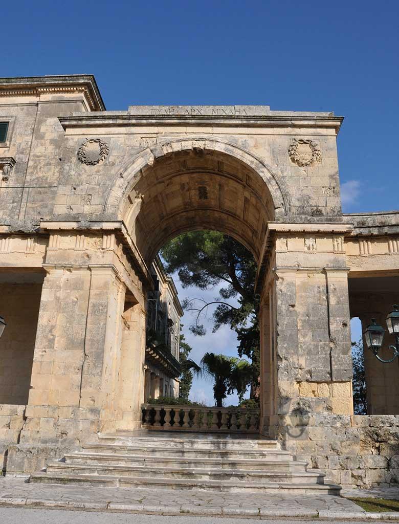 St Michael & St George Palace | Museum of Asian Art Corfu