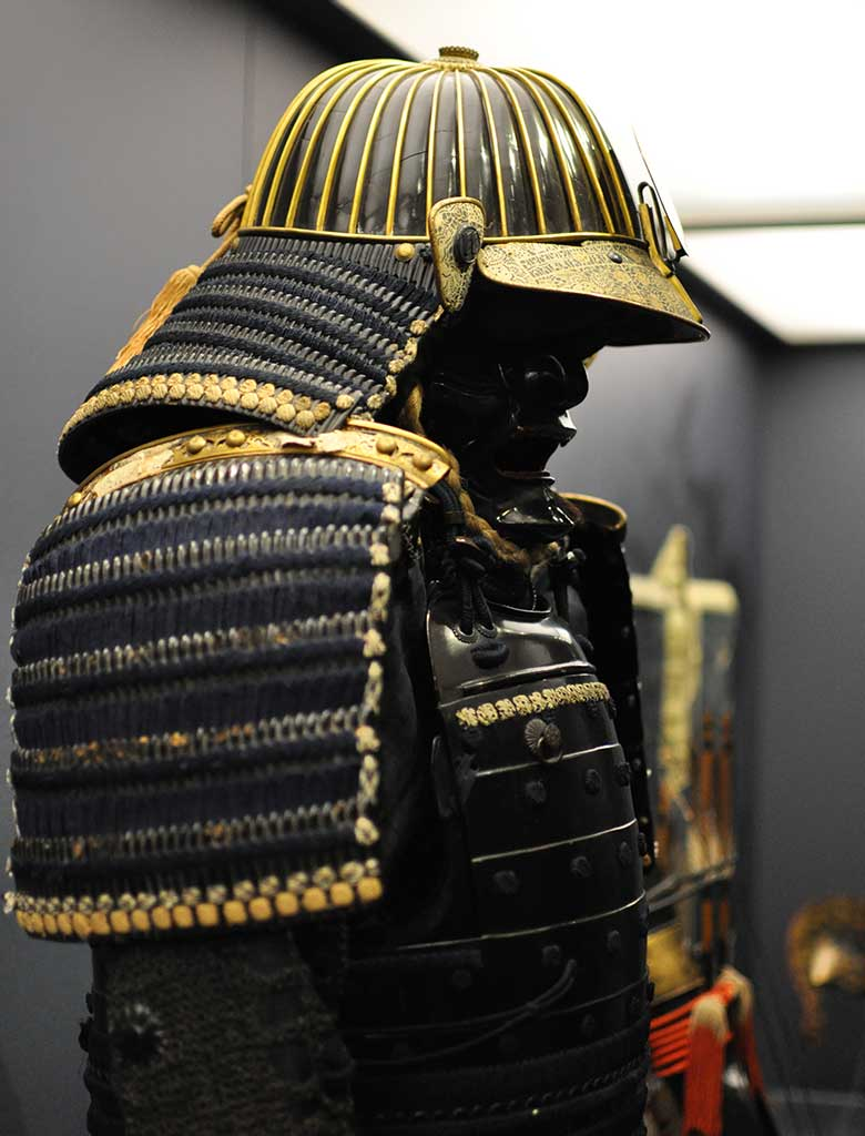 Samurai | Museum of Asian Art Corfu