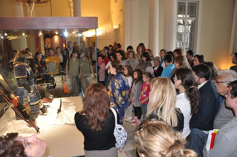 Educational Programs | Museum of Asian Art Corfu