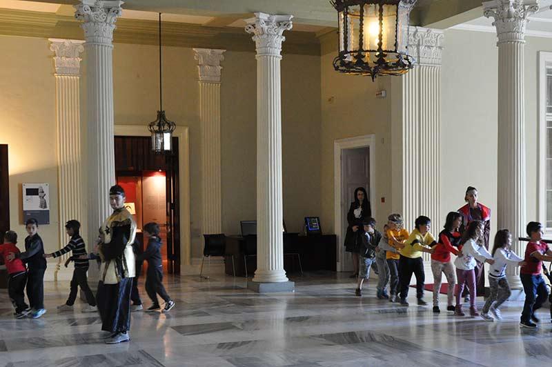 Educational Programs | Museum of Asian Art Corfu
