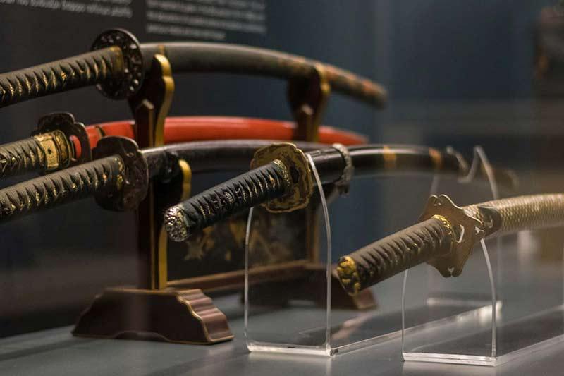 Japanese Art Collection | Museum of Asian Art Corfu